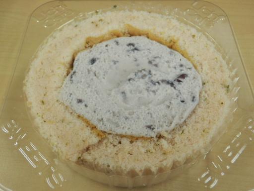 桜と小倉クリームのロールケーキ