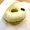 ホワイトチョコとピスタチオの蒸しドーナツ