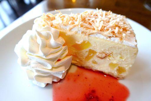 ハワイアンチーズケーキ