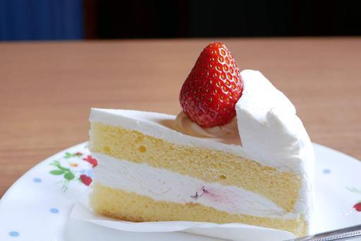 期間限定ショートケーキ